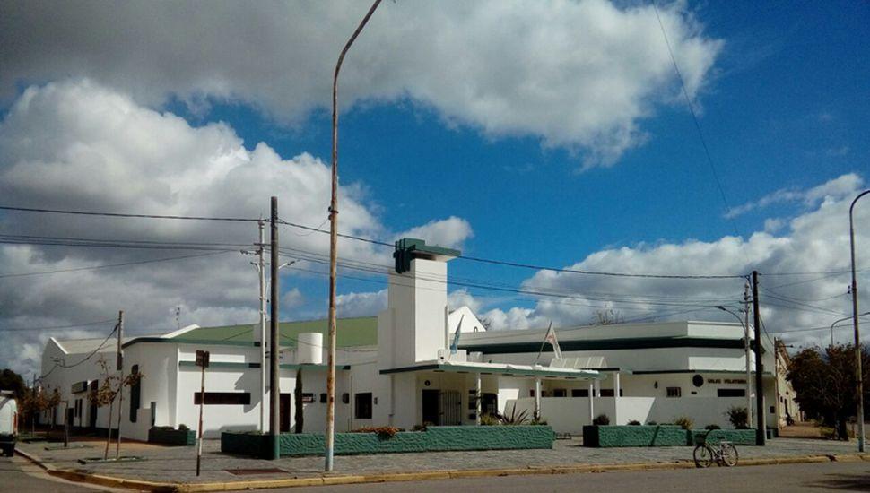 Instalaciones de Copsa Ltda. en Juan Bautista Alberdi.