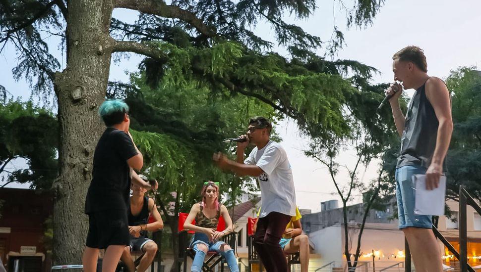 Decenas de jóvenes participaron del campeonato de Hip Hop