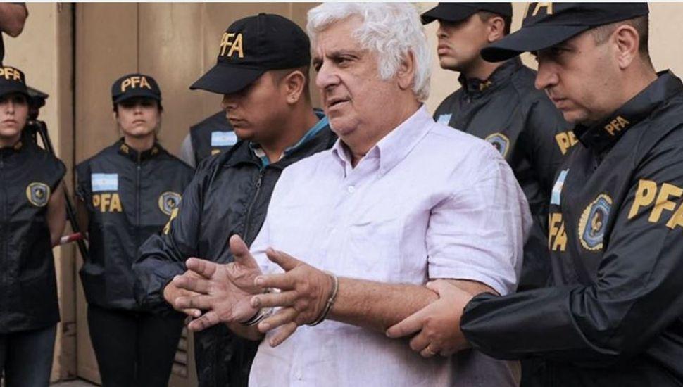 Prisión efectiva: condenaron a Samid a cuatro años de cárcel