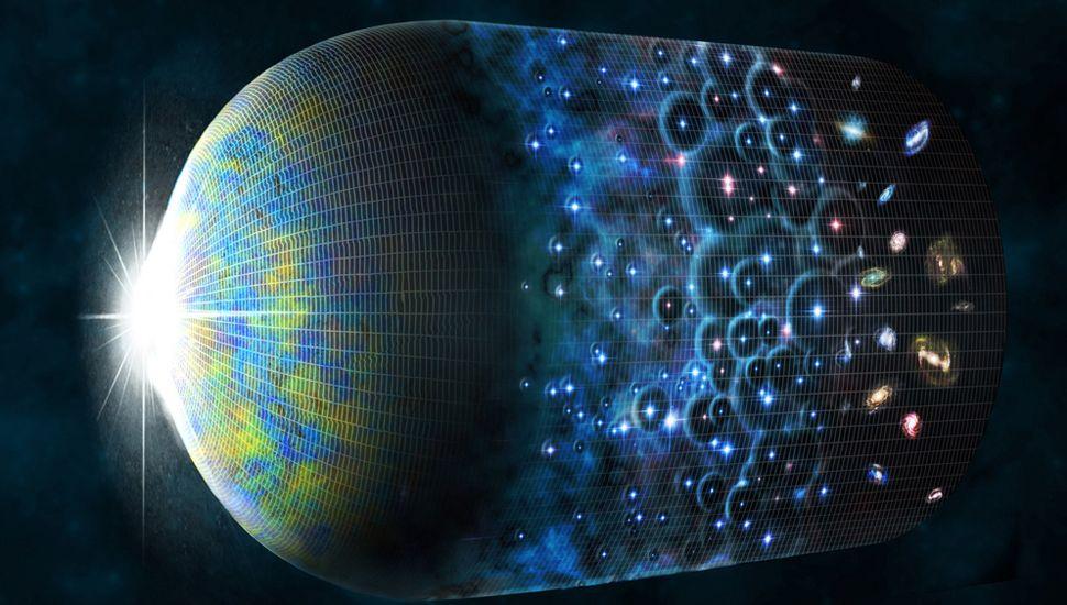 La experta dijo que el modelo estándar sólo puede explicar el 5% de la composición del universo.