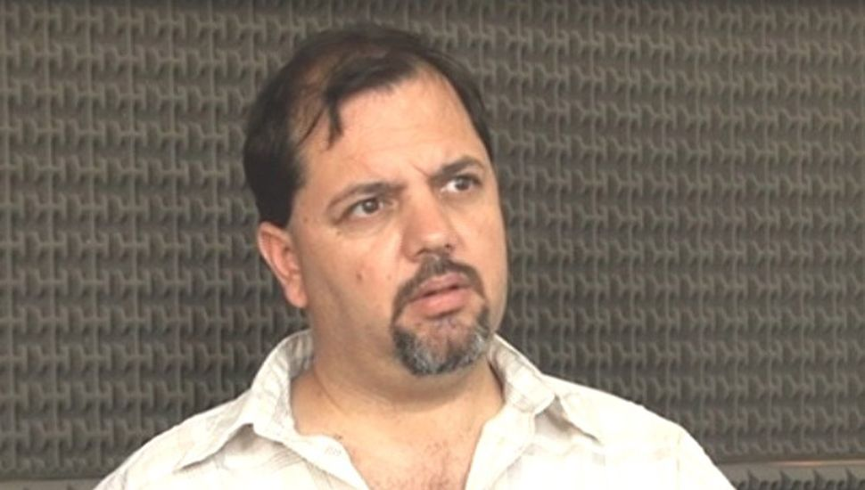 Gabriel Saudan, titular del Sindicato de Empleados Municipales.