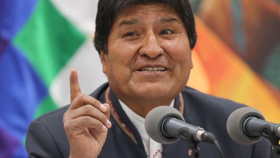 La justicia electoral cerró el recuento con victoria para Evo Morales