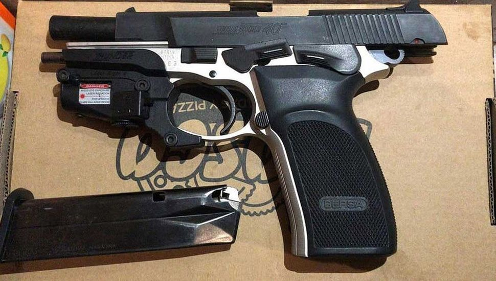 armas registradas seguridad