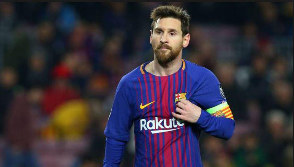 """""""A Messi le podríamos poner un euro de claúsula y no se iría"""", dijo el presidente de Barcelona"""