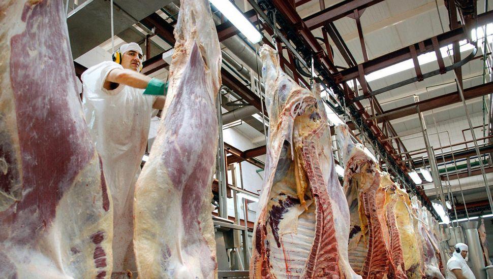 Las exportaciones argentinas de carne alcanzaron en abril los US$ 200 millones.