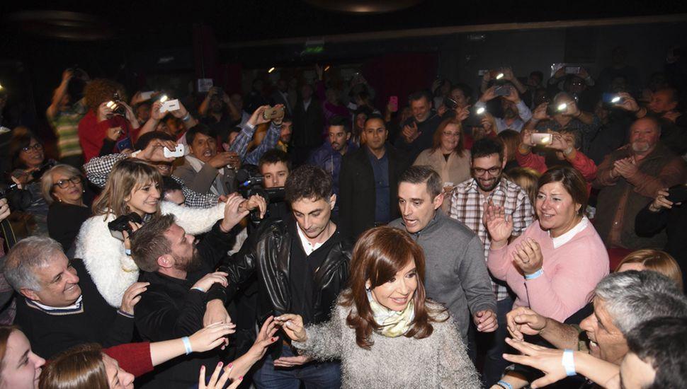 El oficialismo afronta un escenario que muchos dirigentes creen que podría cristalizarse: que Cristina Kirchner quede como la candidata más votada en las Primarias.