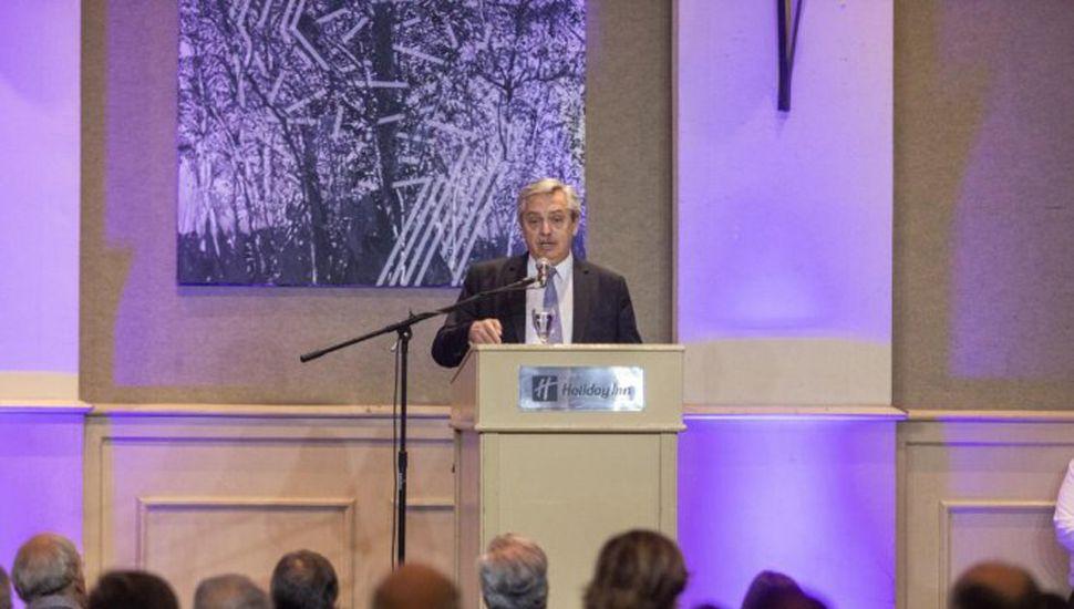 Alberto Fernández confía en el giro del Fondo Monetario Internacional