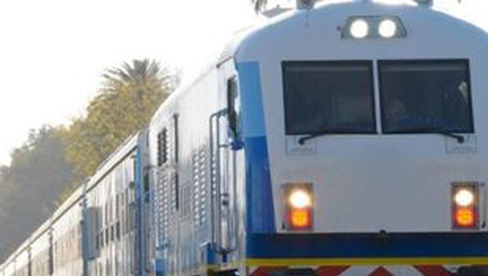 Cuando terminen de señalizar el viaducto, el tren de Junín recuperará las tres frecuencias