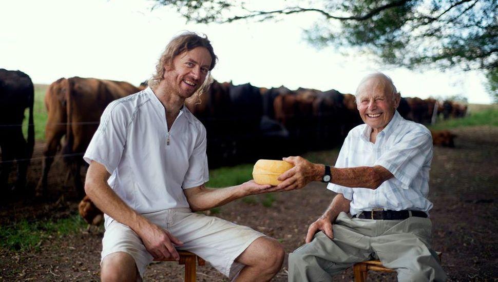"""Freddy Fässler: """"Es un orgullo hacer los quesos como los hacía mi abuelo"""""""