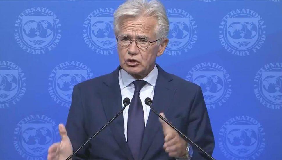El FMI reitera  que trabajará  con Alberto