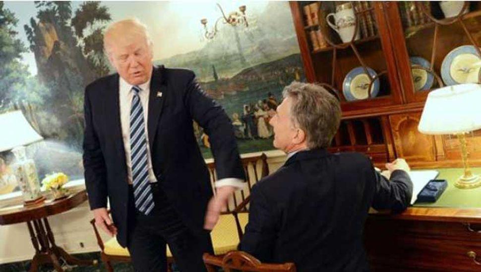 Confirmaron la llegada de Trump a la Argentina