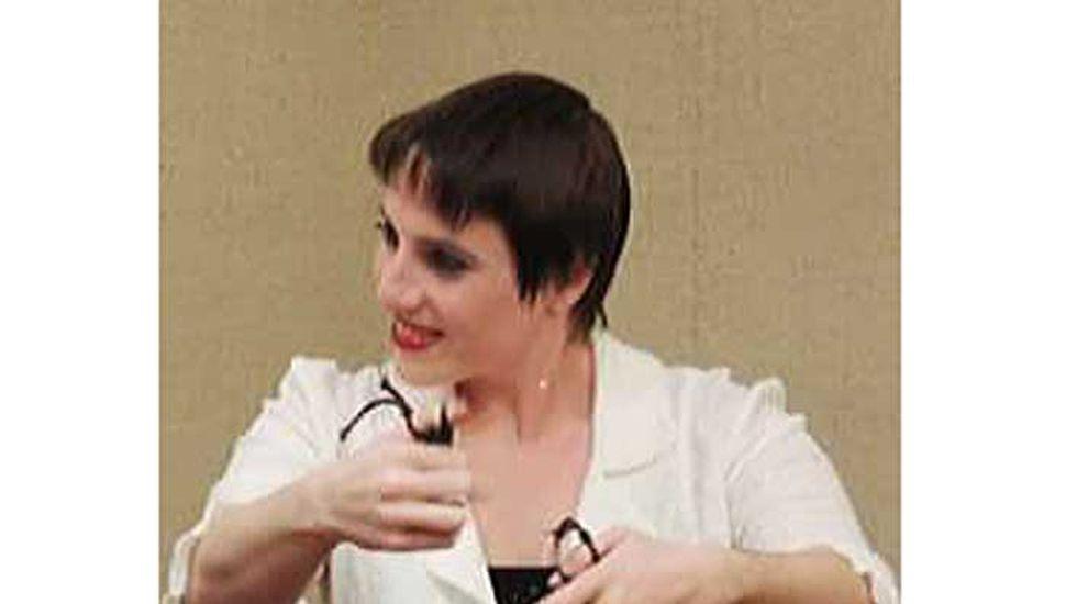 Alejandra Loguzzo.