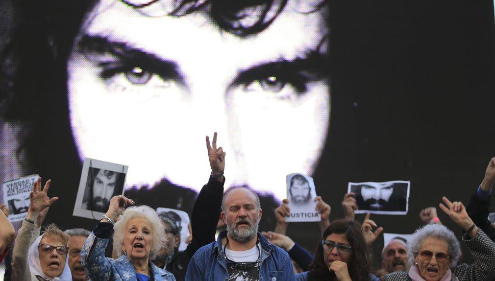 Lleral sobreseyó al gendarme Echazú y cerró la investigación por la desaparición forzada de Maldonado