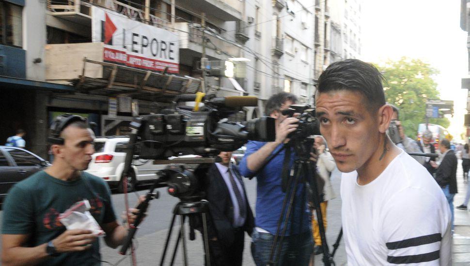 """Boca: Centurión tildó a Daniel Angelici de """"poco serio"""""""