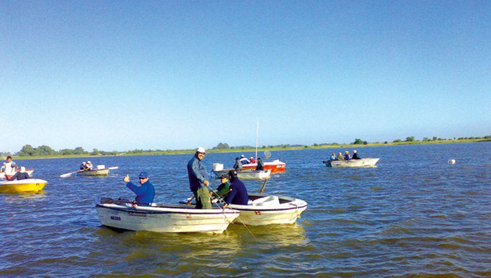 Evaluarán un protocolo para que vuelva la pesca en Junín