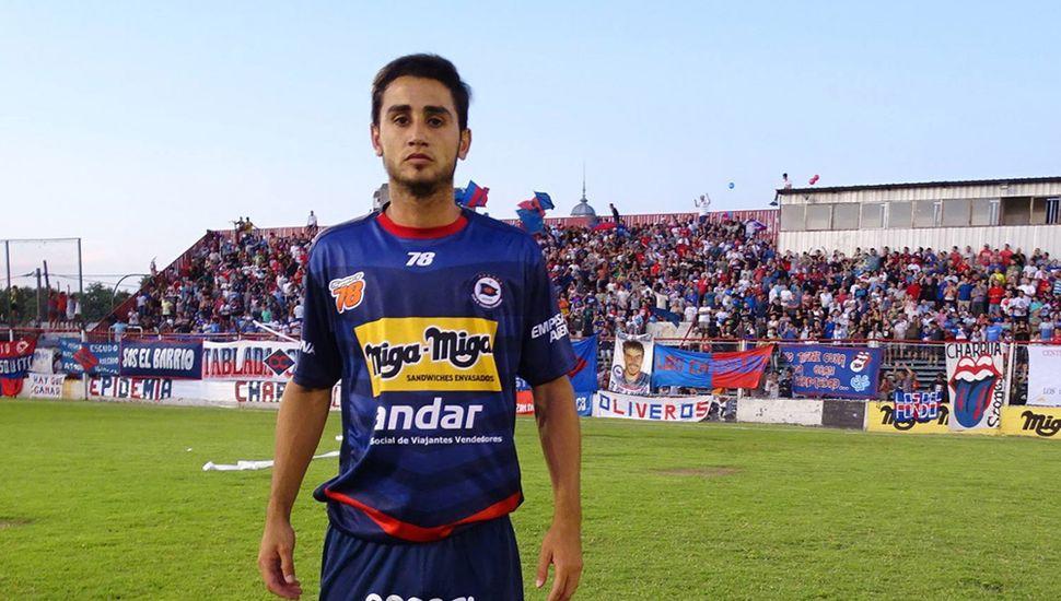 """Cristian """"Pato"""" Sánchez."""