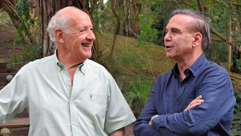 Roberto Lavagna deslizó que podría compartir fórmula con Miguel Ángel Pichetto.