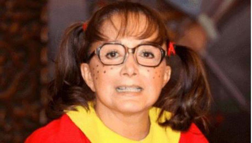 """""""La Chilindrina"""" realizó una impactante revelación sobre la relación de Florinza Meza con """"Chespirito"""""""