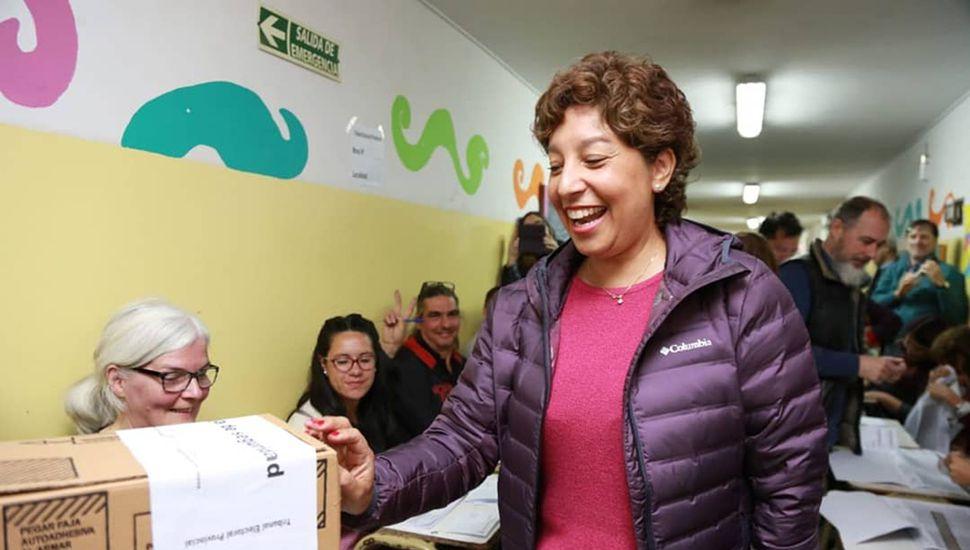 Carreras se impuso sobre el peronista Soria en Río Negro