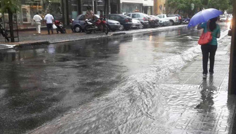 Aseguran que enero será inestable y se esperan precipitaciones intensas