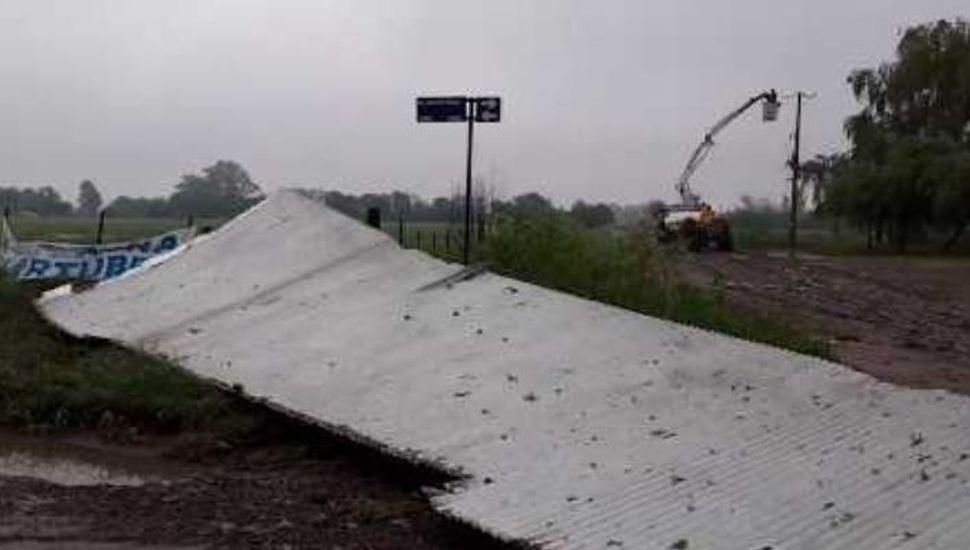 Chacabuco: rige el alerta meteorológico y se solicita tener precaución