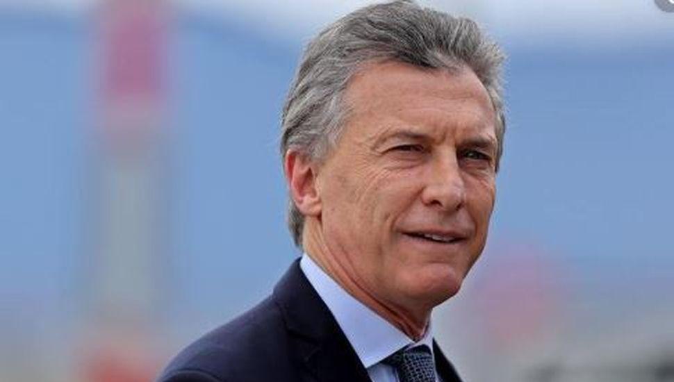 """Mauricio Macri: """"No hay disculpas para aquellos que venden droga"""""""
