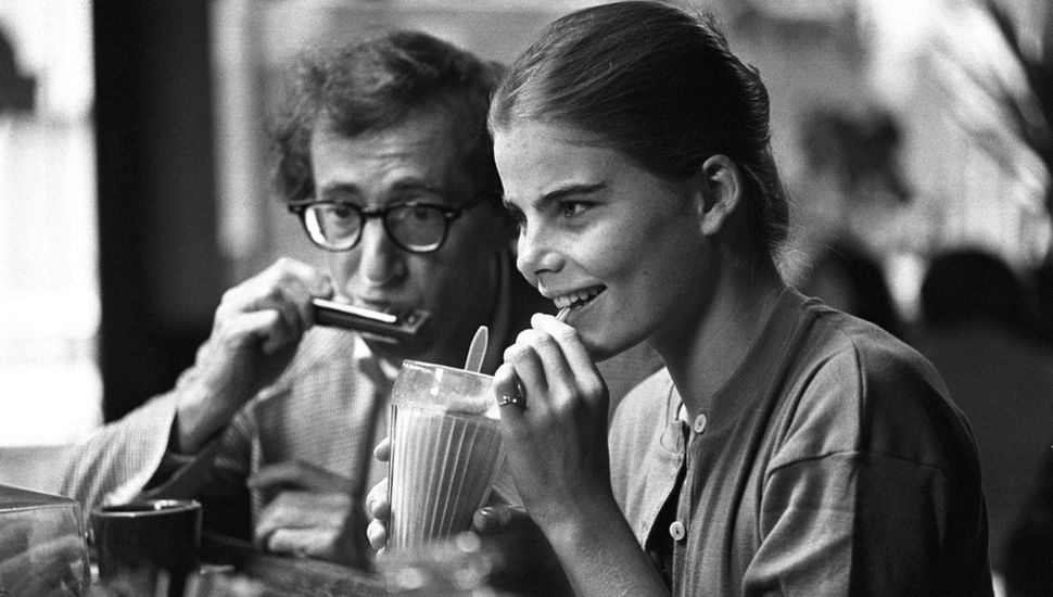 Manhattan, con Woody Allen y Mariel Hemingway.