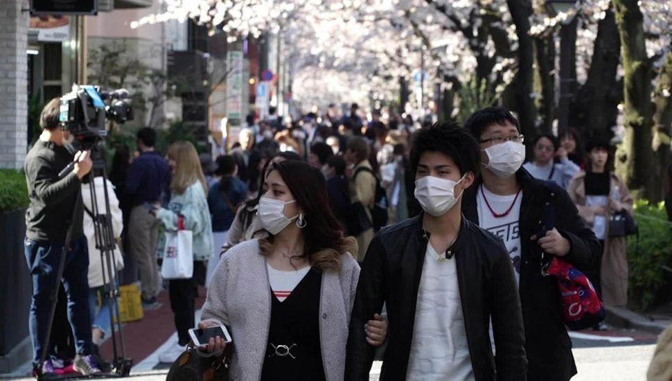 Tokio registró su mayor tasa de contagios