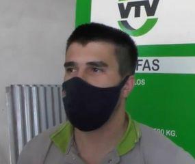 Ya funciona la planta móvil de la VTV en Arenales