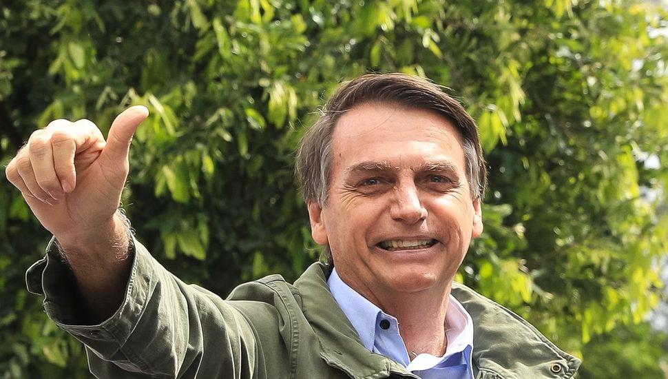 """El presidente electo de Brasil dijo  que """"cambiará el destino"""" del país"""