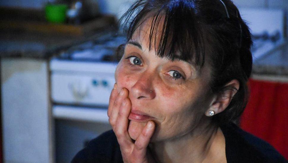 Cecilia Brilone tiene 41 años y dio batalla al cáncer de mama.