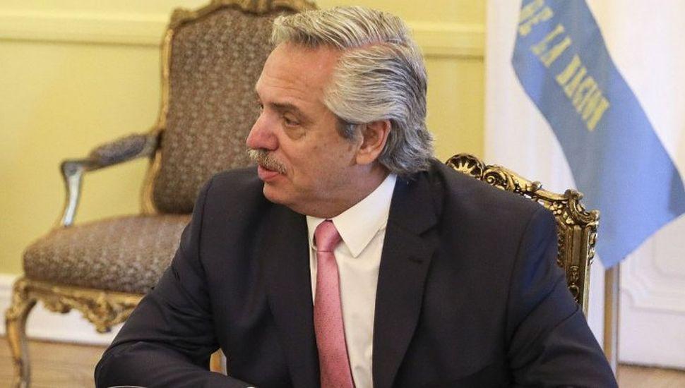"""Fernández, a la CGT sobre las paritarias: """"No hagamos pedidos desmedidos"""""""