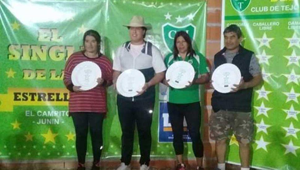 Los ganadores de la séptima edición del torneo