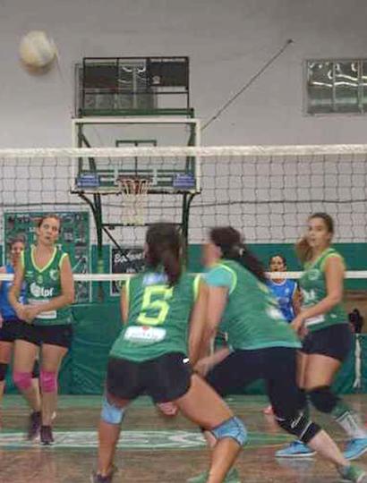 Este domingo se disputará la final del campeonato de Maxi Vóleibol femenino 2019.