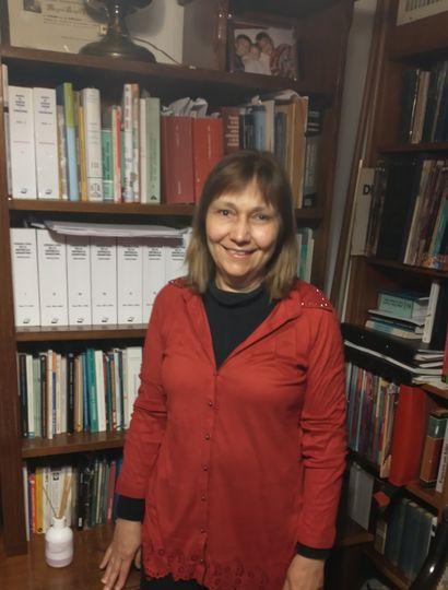 Laura Panizza se retiró después de más de treinta años de carrera judicial y quince como magistrada.
