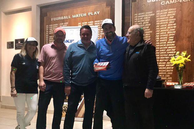 """Se disputó el torneo """"Rodatécnica"""", un  clásico de cada año en el Junín Golf Club"""