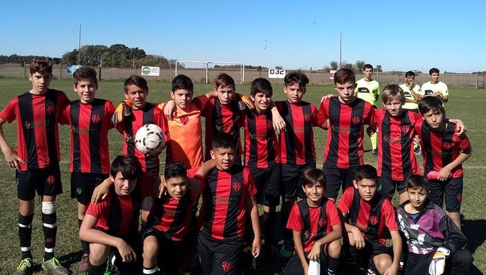 Formativas de Origone Fútbol Club.
