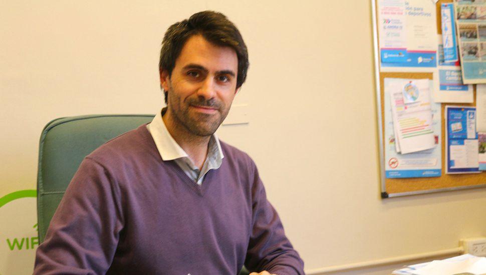 El secretario de Modernización y Gestión, Juan Fiorini brindó detalles del presupuesto que presentará el Ejecutivo.