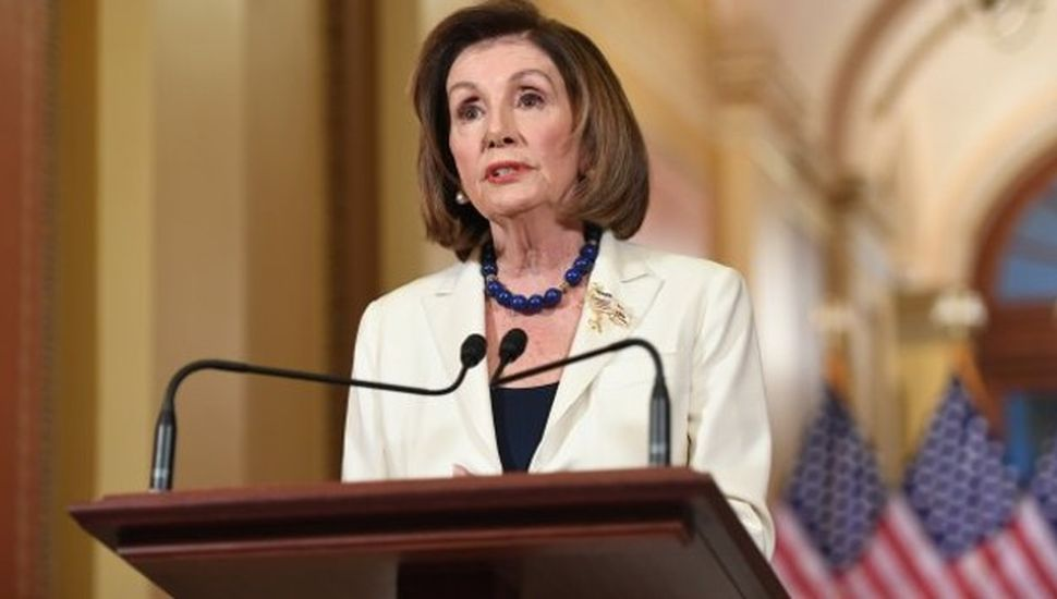 El Congreso procederá con  la acusación formal contra Trump