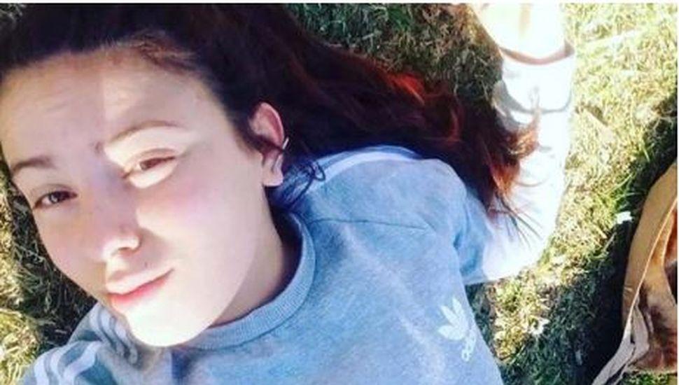Según la fiscal, Navila Garay era explotada sexualmente por el detenido