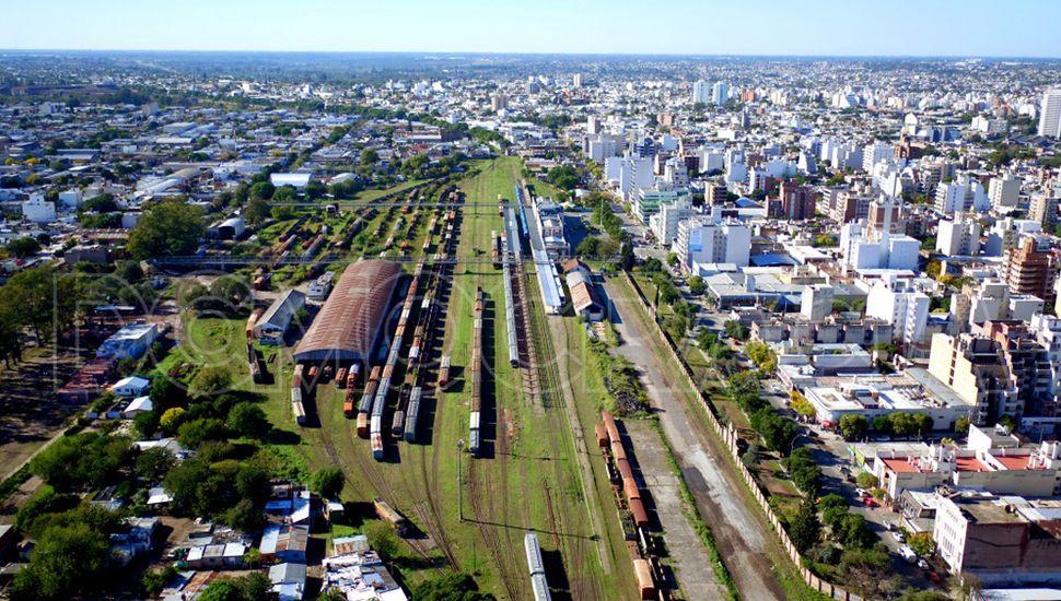 En Córdoba se lanzó un concurso para la intervención de los predios ferroviarios de los barrios Alta Córdoba y Talleres.