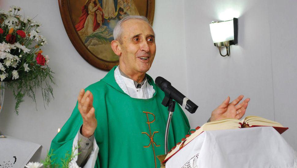 Presbítero Miguel Ángel Larrañaga