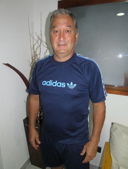 """Sergio Luis """"Johnny"""" Tedesco"""