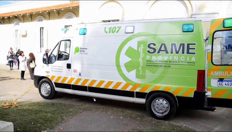 Con los tres móviles que aporte el SAME y los dos de la empresa que gane la licitación, habrá cinco ambulancias para atender las emergencias de la ciudad.