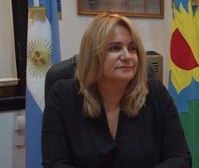 La intendente de Arenales dio su número de teléfono a los vecinos del pueblo