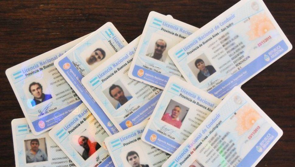 Chacabuco: nuevos días y horarios para obtener la licencia de conductir