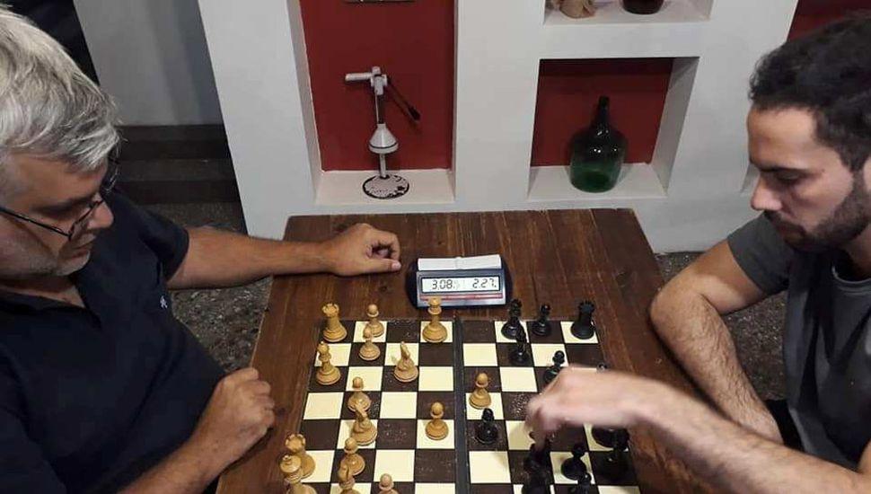 Circulo juninense ajedrez