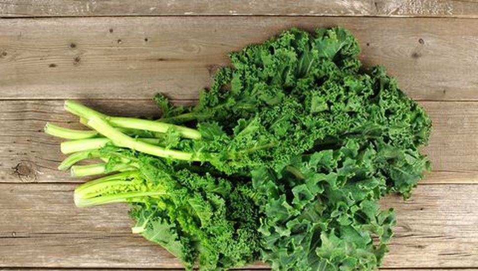 Kale, la superverdura que tenés que incluir en tus recetas
