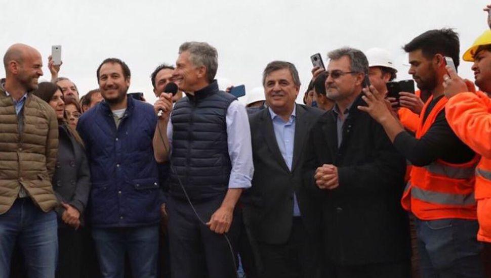 Macri anunció alivio fiscal para pymes y monotributistas