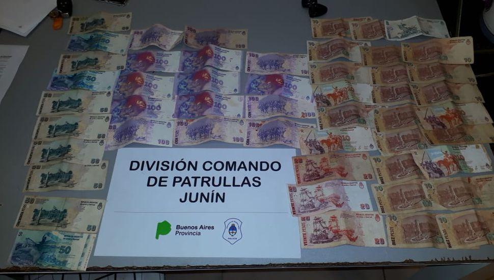 Capturaron al delincuente que robó en un comercio céntrico